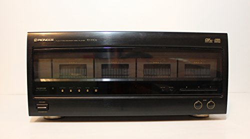 Pioneer PD-F904 100 Disc File Type Compact Disc Player Changer ()