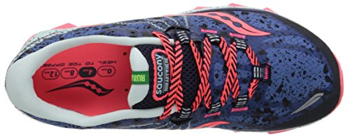 Blue Saucony Shoes Nomad Women's Running SS16 TR qzYAqU