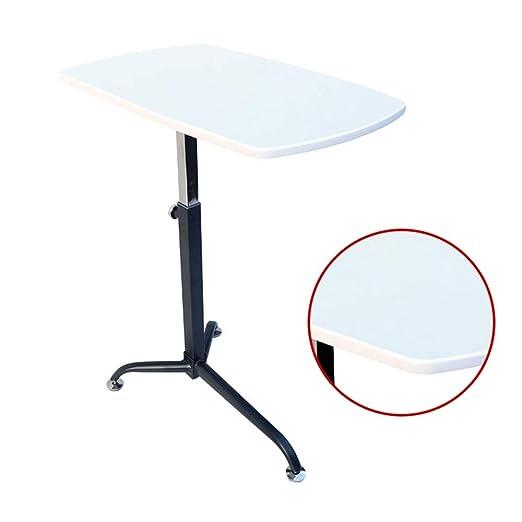 Mesa Escritorio portátil Nueva mesa lateral móvil mejorada Mesa de ...