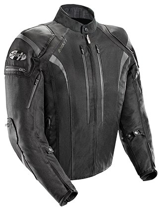 Joe Rocket Textile Motorcycle Jacket - 1