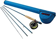 Redington Crosswater Outfit Fishing Rod with Crosswater Reel 2PC