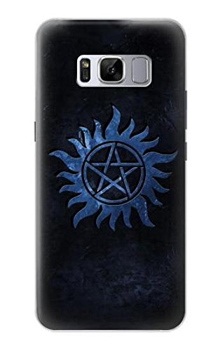 R2891 Supernatural Anti Possession Symbol Case Cover For Samsung Galaxy S8