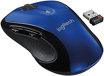 Logitech M510 Wireless RF Laser Mouse