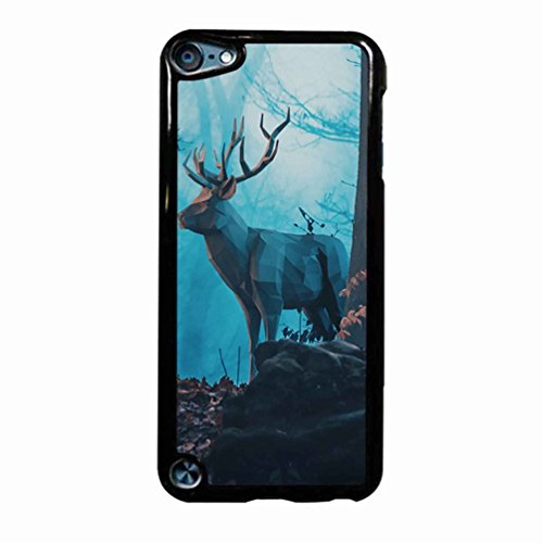 Blue Forest Notamr Case / Color Black Plastic / Device iPod Touch 6