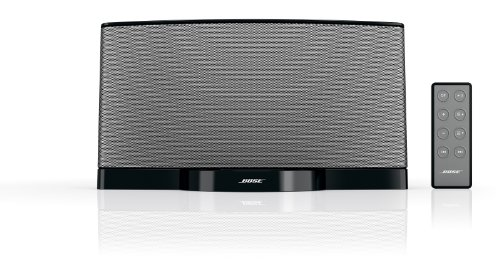 Bose SoundDock Series II 30-Pin iPod/iPhone Speaker Dock (Black) (Digital Ipod Docking Music System)