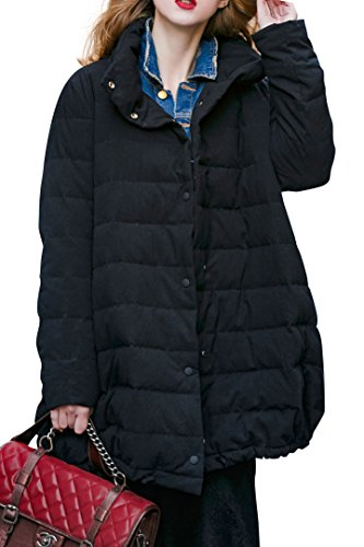 Quilted Bubble Jacket - 5