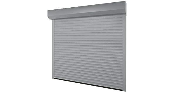 Puerta de garaje de 250 x 250 cm (medida de la luz 232 x 220 cm ...