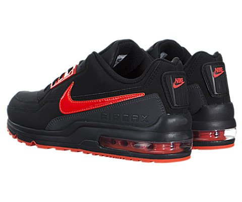 finest selection a9666 b38fa ... inexpensive nike mens air max ltd 3 running sneakers 10 black crimson  red 066 ad13c 68644