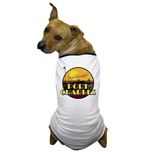 CafePress - General Hospital Port Charles - Dog T-Shirt, Pet Clothing, Funny Dog Costume