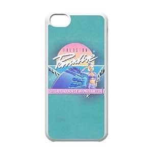 iPhone 5c Cell Phone Case White FHLOSTON PARADISE Q1H2GG