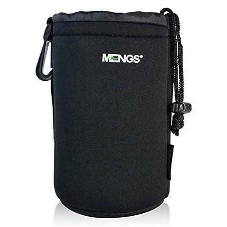 74296313d8 MENGS® Dimensione Extra Large (XL) High Grade schuetzenden neoprene  obiettivo, gancio e passante per cintura – 107 X 225 mm
