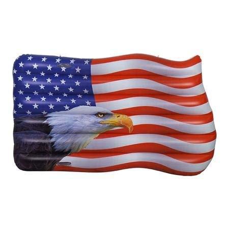 ToyPlaya USA Flag with Bald Eagle Float
