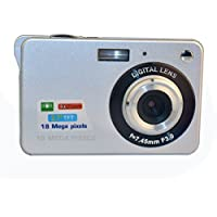 Webat 2.7 inch TFT LCD HD Mini Digital Camera-Silver