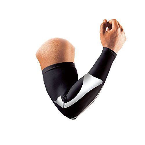 Arm Compression Sleeves - Perfect for Basketball, Running, Cycling, Baseball, Golf- Sized for Men & Women - KCROSS - 100%!