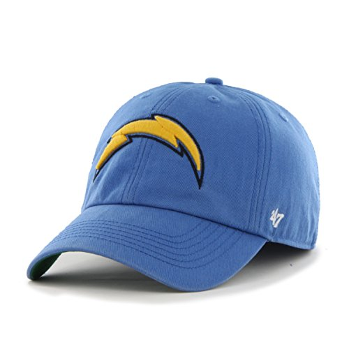rs '47 Brand Franchise Fitted Hat, Blue Raz, X-Large ()