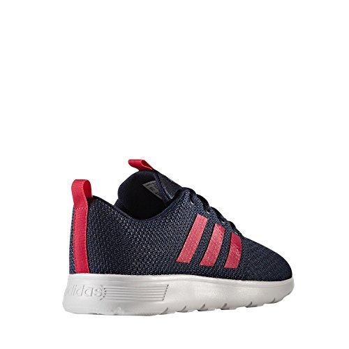 adidas Swifty K, Zapatillas Unisex Niños, Azul (Maruni/Rosfue/Ftwbla), 38 EU