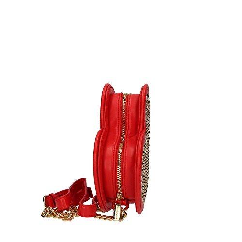 FORNARINA AI18VA224 Bolsos bandolera Mujer Rojo