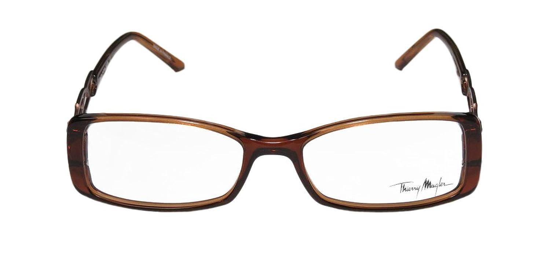 Thierry Mugler 9149 Womens/Ladies Rxable Contemporary Designer Full-rim Eyeglasses/Glasses