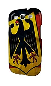 S30785 germany world cup Glossy Case Cover For Galaxy S3 by runtopwell