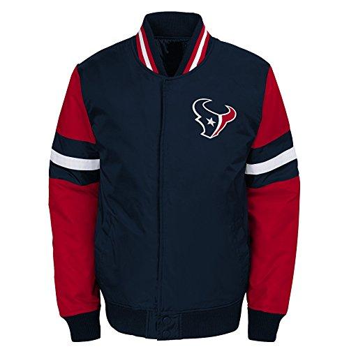 cc70a51ac Houston Texans Varsity Jacket