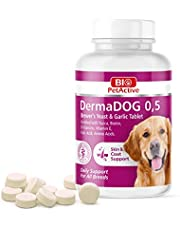 Biopetactive Dermadog Brewers Köpek Vitamini, 150 Tablet