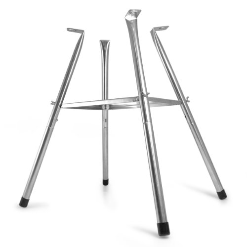 Esbit St300s Stainless Steel Stand For 300s Charcoal Bbq Box