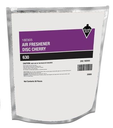 Air Freshner Disc, Cherry, PK50