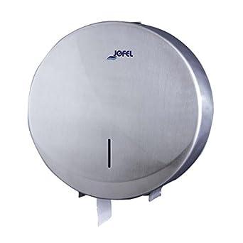 Jofel AE25000 Futura Portarrollos, Inox Satinado, 300 m: Amazon.es: Industria, empresas y ciencia