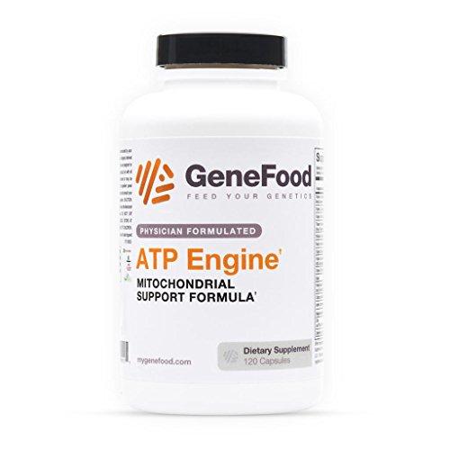 Gene Food ATP Engine Mitochondrial Support Formula