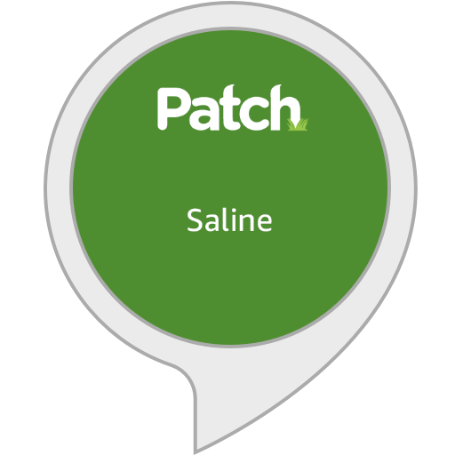 Saline Patch