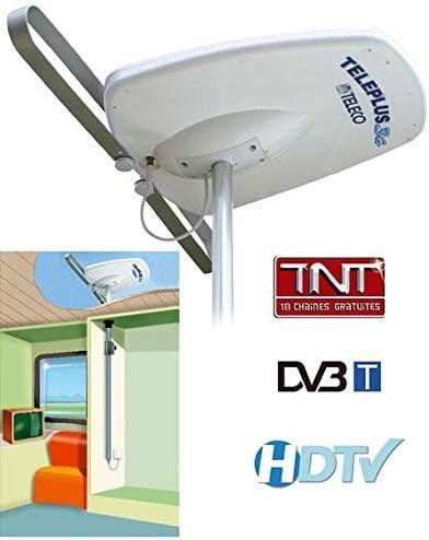 Teleco - Teleplus 3G, antena directiva con anclaje de zamak