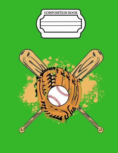 Download Baseball Home Run, Glove, Ball and Bats Composition Book, 4x4 Quad Rule Graph Paper Book: 101 sheets / 202 pages pdf epub