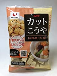 MISUZU Cut Koya Tofu Freeze-dried tofu 5...