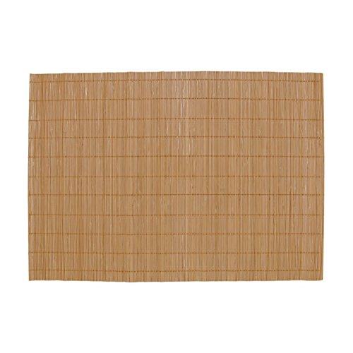 - BambooMN Brand - Bamboo Placemat/Sushi Rolling Mat - 12.75
