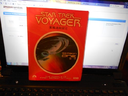 7859562510 - paramount: 9787859562514 START TREK VOYAGER SAESON ONE ON 6 DVDs (CHINESE AND ENGLISH) - 书