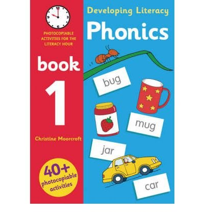 [(Phonics: Bk. 1: Synthetic Analytic Phoneme Spelling Word Early Years )] [Author: Christine Moorcroft] [Oct-2006] ebook