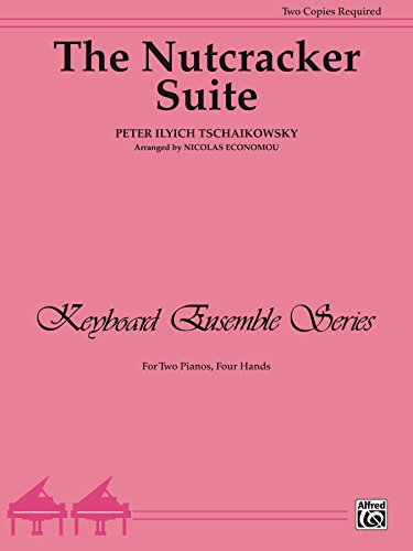 The Nutcracker Suite: Advanced Piano Duet (Keyboard Ensemble Series)