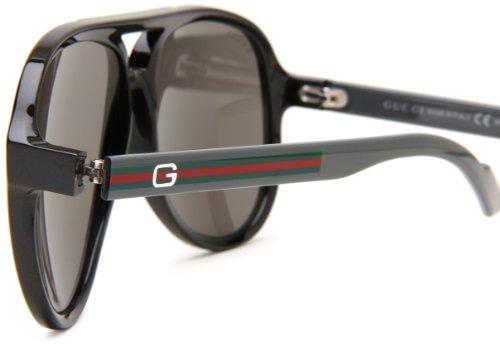 6758cc3318b Gucci Men s 1627 S Aviator Sunglasses