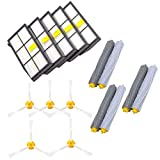 Lljin Replacement Parts for iRobot Roomba 860 880 805 860 980 960 Vacuums with 13 Pcs