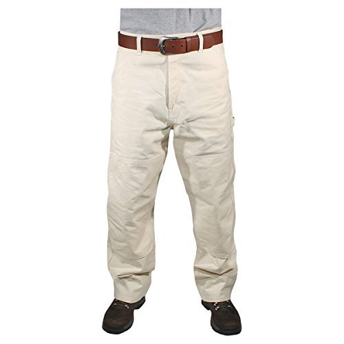 Rugged Blue RBNPPD46x36 Reinforced Knee Painters Pants, 4...