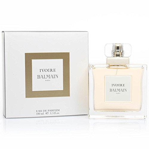 Pierre Balmain Ivoire de Balmain Eau de Parfum Spray for Women, 3.3 - Balmain Women For