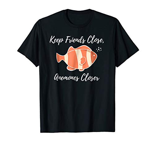 Cute Funny Clown fish Animal Pun T-Shirt -