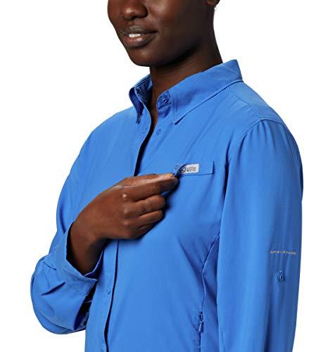 Columbia Womens Tamiami Ii Long Sleeve Shirt