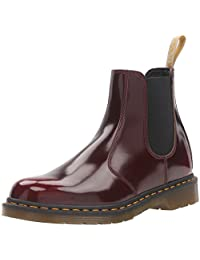 Dr. Martens Men's 2976 Cambridge Brush Chelsea Boot Vegan