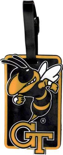 (aminco NCAA Georgia Tech Yellow Jackets Soft Bag Tag)