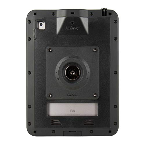 The Joy Factory aXtion Pro M Waterproof Rugged Shockproof Case for iPad 9.7 5th/6th Gen, Built-In Screen Protector (CWA609) by The Joy Factory (Image #4)
