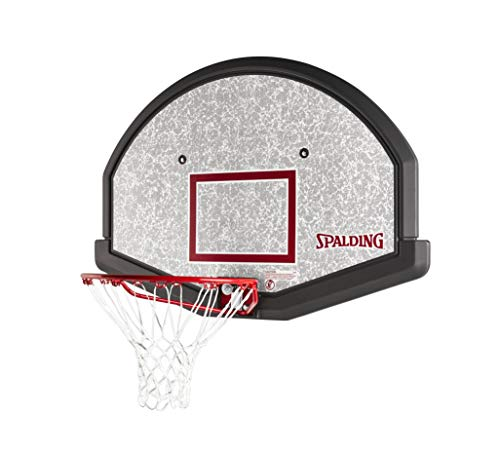 "Spalding Fan Backboard/Rim Combo – forty eight"" Eco Composite Backboard – DiZiSports Store"