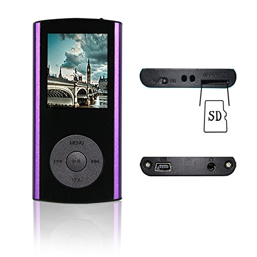 G.G.Martinsen Crystal-faceted 16 GB Mini Usb Port Slim Small Multi-lingual Selection 1.8 LCD Portable Mp3/Mp4, Mp3Player , Mp4Player , Video Player , Music Player , Media Player , Video player ,Audio player With Photo Viewer , E-book Reader , Voice Record
