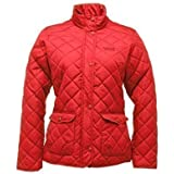 Regatta Missy Jacket Ladies Quilted Water Repellent Ladies Full Zip New