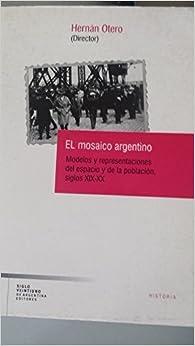 Book El Mosaico Argentino
